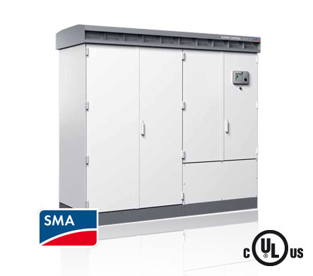 SMA SUNNY CENTRAL 800CP XT (Before Options)
