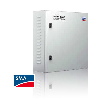 SMA SUNNY ISLAND SMARTFORMER TRANSFORMER AND DISTRIBUTION BOX 12