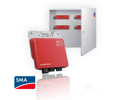 SMA Micro Inverter Sunny Boy SB 240-US (6 units)